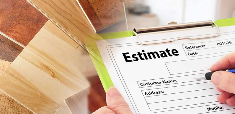 Request a free estimate floor master for Hardwood floor estimate