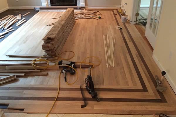 Wood floor refinishing ridgewood nj floor master for Wood floor installation nj